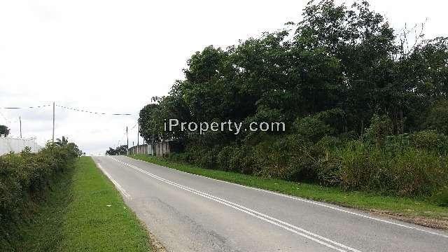 Jalan Ban Foo, beside Desa Cemerlang, Ulu Tiram