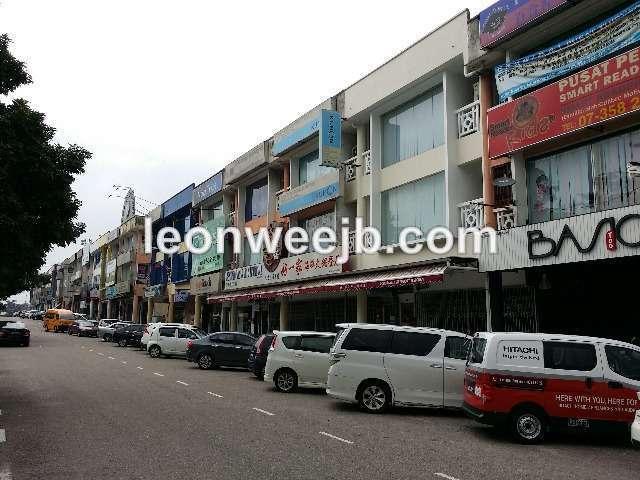Jalan Molek 3/10, Taman Molek, Johor Bahru