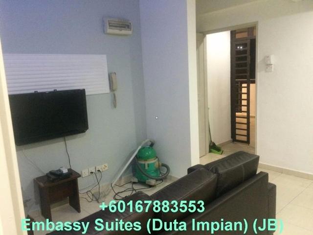 The Embassy (Bangunan Duta Impian), Taman Century, Johor Bahru