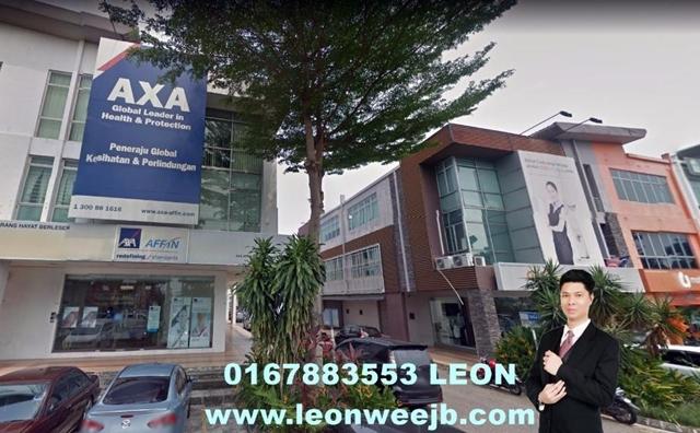 Jln Molek 1/29, Tmn Molek, JB, Johor Bahru