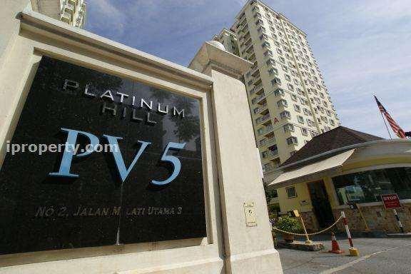 Platinum Hill PV 5, Setapak
