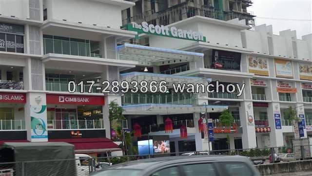 Scott Garden Soho Soho 1 Bedroom For Rent In Jalan Klang Lama Old Klang Road Kuala Lumpur