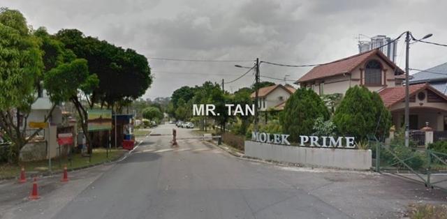 Taman Molek Prime Ponderosa , Johor Bahru
