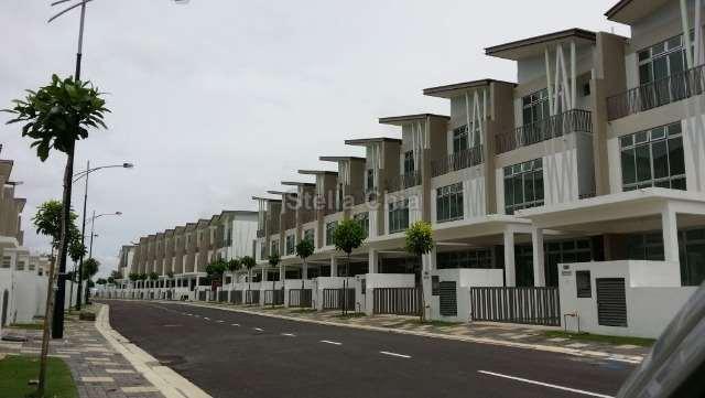 Setia Cascadia,, Johor Bahru