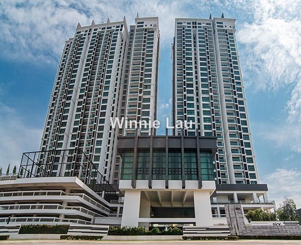 Sky Breeze Service Apartment, Taman Bukit Indah, Iskandar Puteri (Nusajaya)