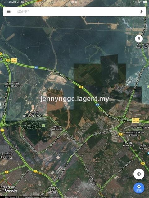 KEMPAS MUKIM TEBRAU, Johor Bahru