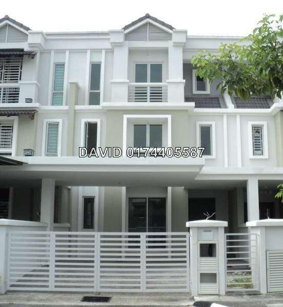 Bukit mertajam taman aston villa bukit mertajam for 7 terrace penang
