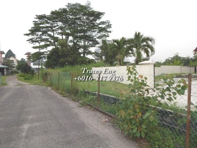 Jalan Mohd Amin Bungalow Land 10,631sf For Sale, sungai chat, Johor Bahru