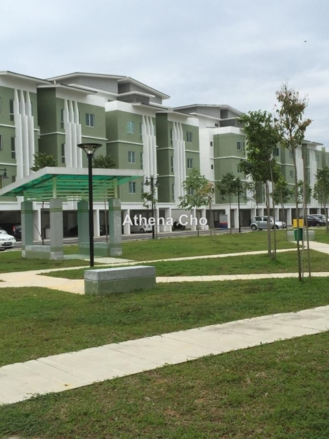 Bayu 1 Residence, Bandar Baru Nilai, Nilai