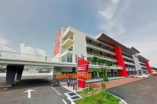 Frontage @ Medan Perniagaan Pauh Jaya, Pauh Jaya