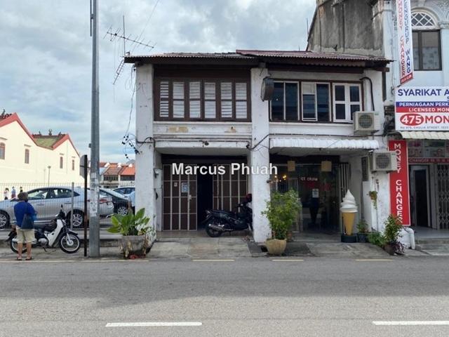 Prewar shop@ Chulia Street, Georgetown