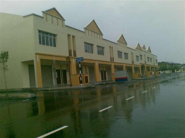 Puncak Jalil new Shops lot