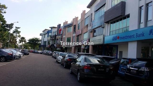 TAMAN MOLEK FACING MAIN ROAD, TAMAN MOLEK , Johor Bahru