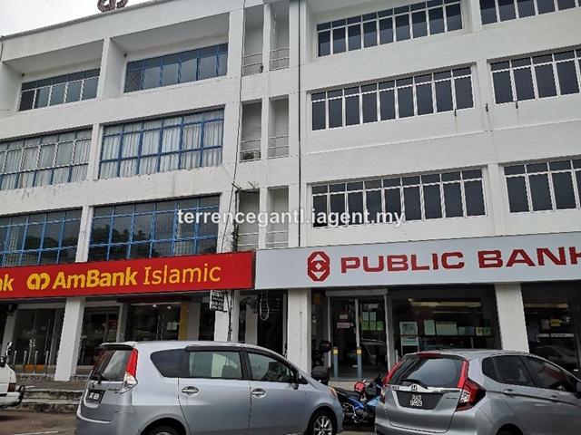 PERMAS JAYA BANK TENANT 4 STOREY SHOP NEAR PUBLIC BANK CIMB BANK, BANDAR BARU PERMAS JAYA , Johor Bahru