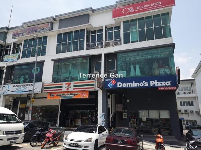 LARKIN FREEHOLD 3 STOREY SHOP NEAR LARKIN SENTRAL RENTAL RM7,000 SELL BELOW MARKET VALUE JB TOWN, Johor Bahru