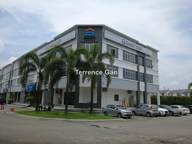 SETIA ECO GARDENS CORNER 3 STOREY SHOP OFFICE, SETIA ECO GARDENS , Gelang Patah