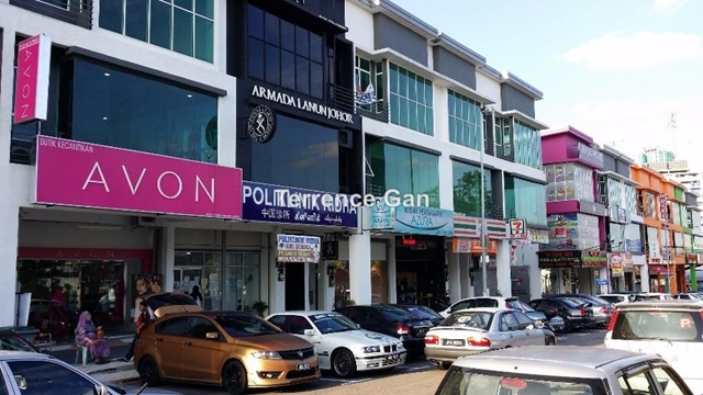 DATARAN LARKIN FACING MAIN ROAD, Johor Bahru