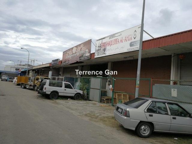 TERRACE FACTORY NEAR PANDAN CITY AT KAWASAN PERINDUSTRIAN SRI PURNAMA, PANDAN , Johor Bahru
