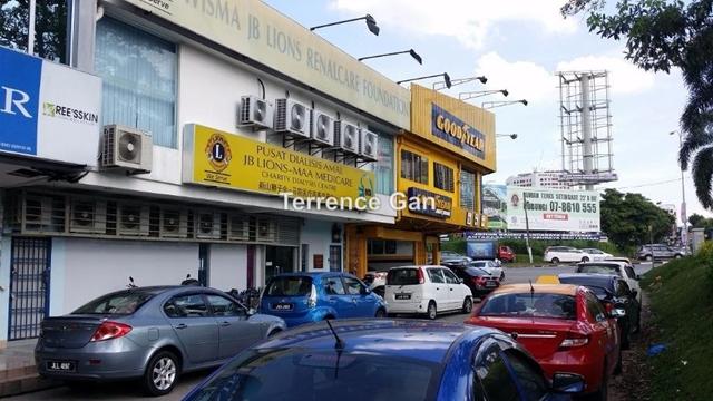 TAMAN SRI TEBRAU JB TOWN FACING JALAN TEBRAU, JOHOR BAHRU , Johor Bahru