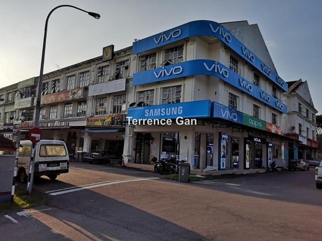 GELANG PATAH TOWN FACING MAIN ROAD 3 STOREY SHOP OFFICE, Gelang Patah