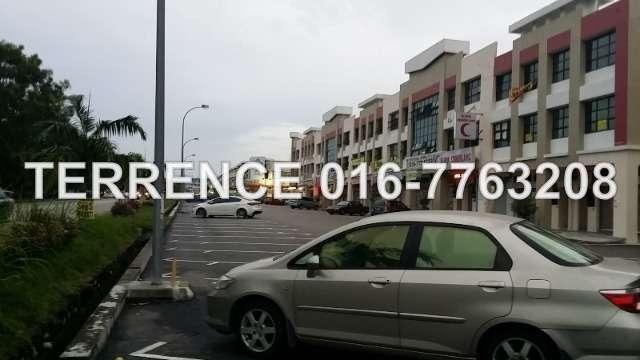 DESA CEMERLANG JALAN KENANGA 3 FRONTING ROAD  INFRONT SJK(C) PEI CHIH PRIMARY SCHOOL MAIN ENTRANCE, Johor Bahru