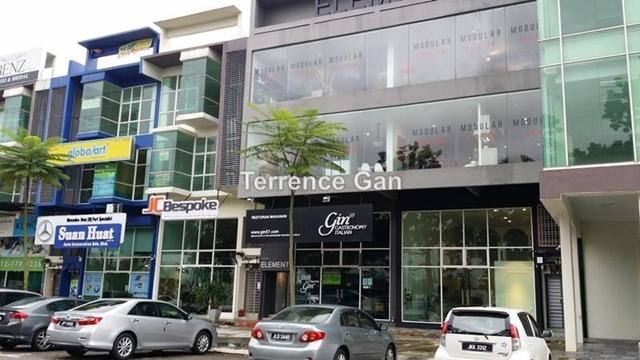 DANGA UTAMA JALAN PERTAMA 1 FACING SKUDAI HIGHWAY 3.5 STOREY SHOP BELOW MARKET VALUE, Johor Bahru
