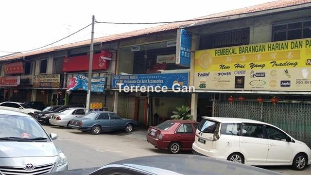 JOHOR BAHRU TOWN PASIR PELANGI 2 STOREY SHOP  NEAR NEW MID VALLEY SHOPPING MALL TAMAN SENTOSA, Johor Bahru