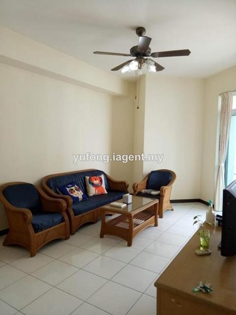Ocean Palms Condominium, Klebang