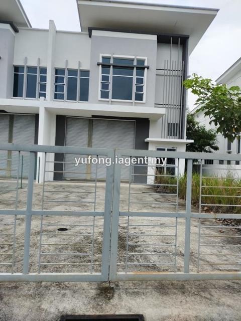 Taman Tasik Utama, TTU factory, Ayer Keroh