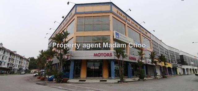 3 units join Taman Bachang Jaya shop, Batu Berendam