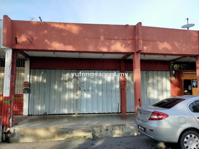 Bukit Beruang, Taman Bunga Raya Ground floor shop, Ayer Keroh, Bukit Beruang