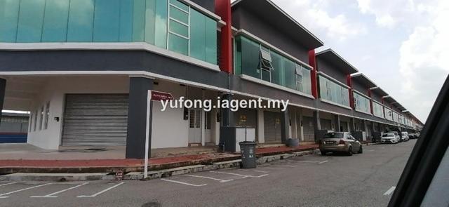 Angkasa Nuri shop, Batu Berendam