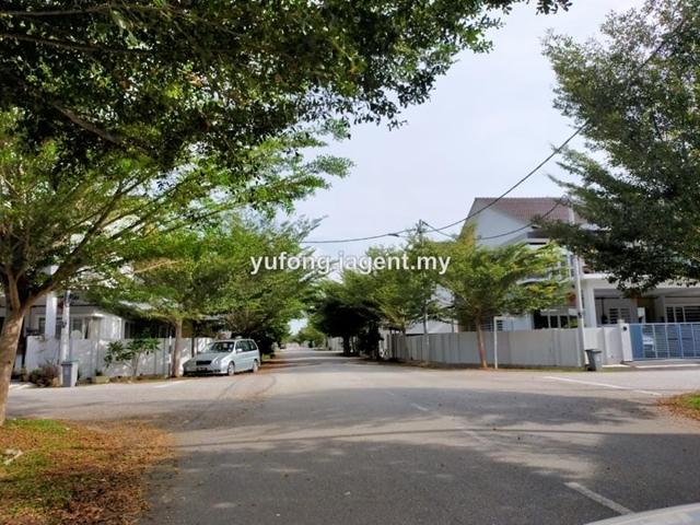 Taman Satu Krubong, Krubong