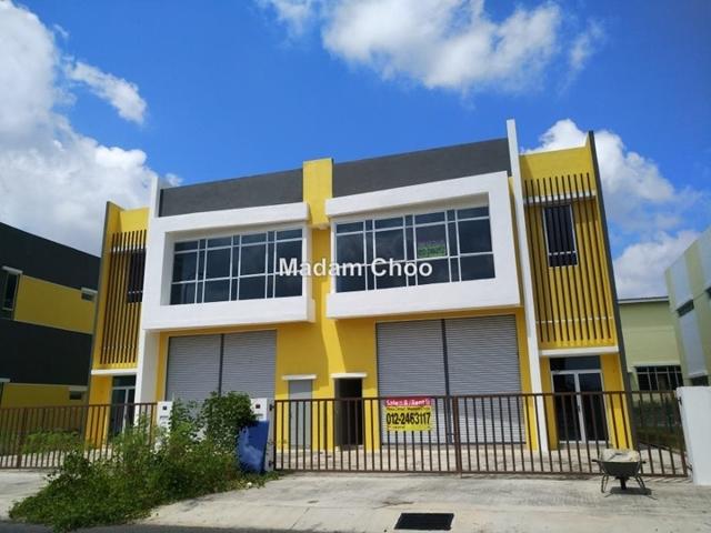 MITC Factory, Ayer Keroh