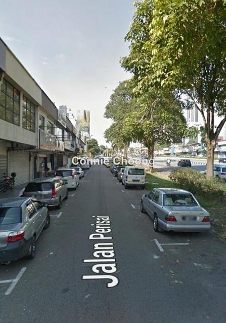 Jalan Perisai,  Taman Sri Sri Tebrau,  Johor Bahru, Johor., Taman Sri Tebrau, Johor Bahru