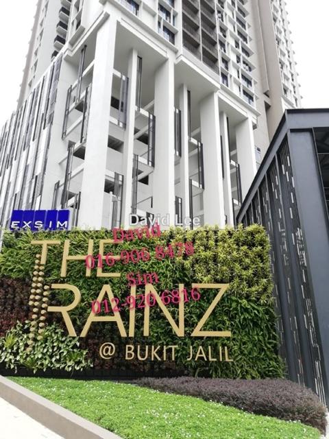 The Rainz, Bukit Jalil