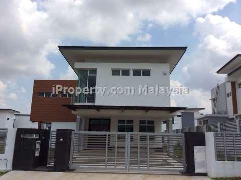 Horizon Hill (Bungalow House)0, Iskandar Puteri (Nusajaya)