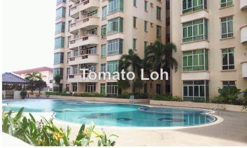 Perling Apartment, Taman Perling, Perling