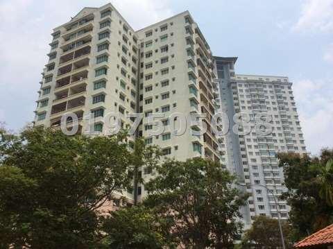 Bistari Impian Apartment, Taman Dato Onn, Johor Bahru