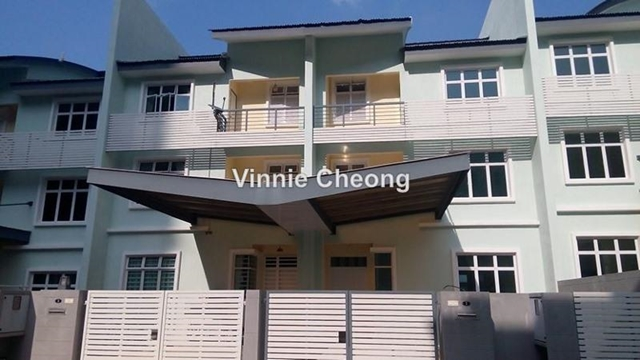 3 sty terrace link house for sale in batu ferringhi for rm for Terrace 9 penang