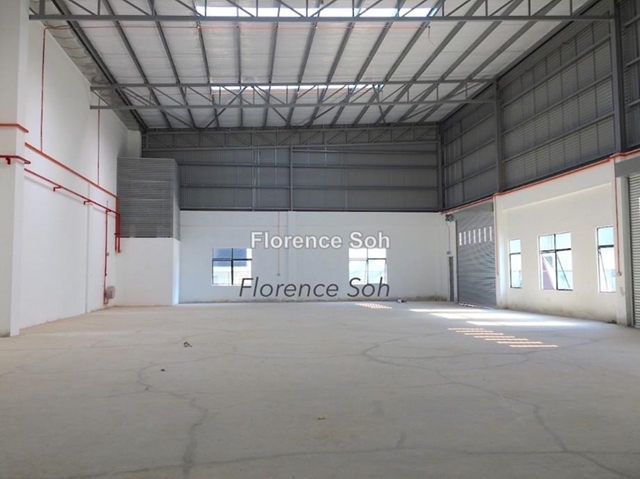 Johor Bahru Tebrau Semi D factory For Sale, Johor Bahru,Iskandar Nusajaya, Johor Bahru