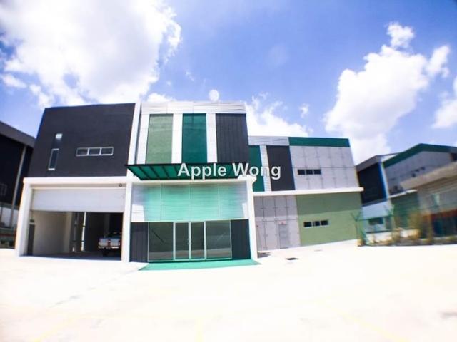 Kingspark Factory for sale, Iskandar Puteri (Nusajaya)