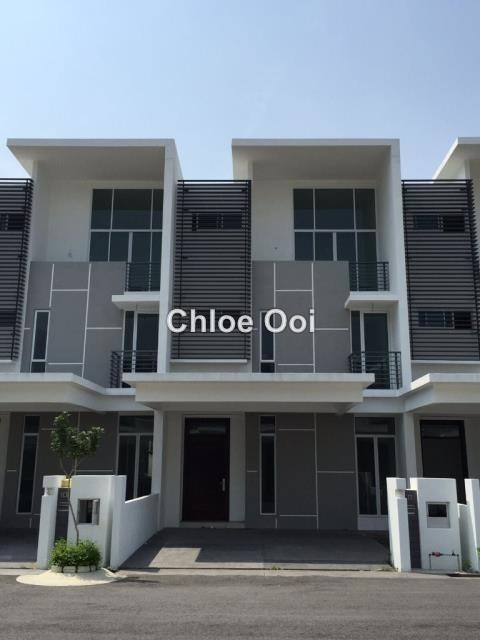 4 1 bedrooms 3 sty terrace link house for sale in gelugor for 7 terrace penang