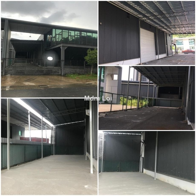 Industri E33 Likas Warehouse for sALE, Kota Kinabalu