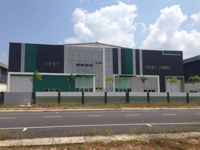 King Park SILC, Nusajaya, silc, Gelang Patah