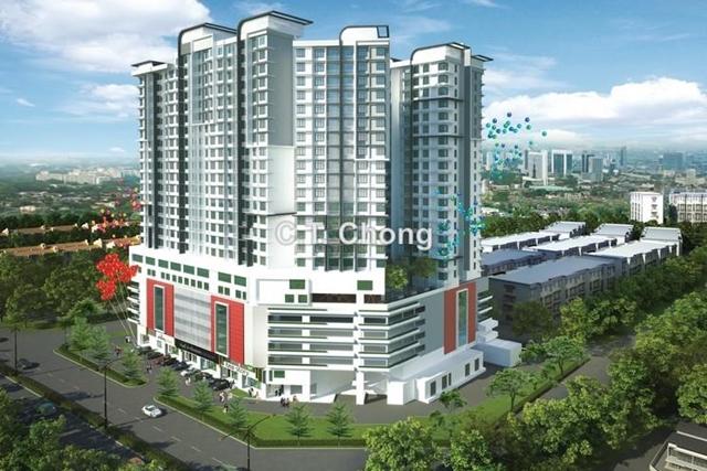 Larkin Heights, Larkin, Johor Bahru
