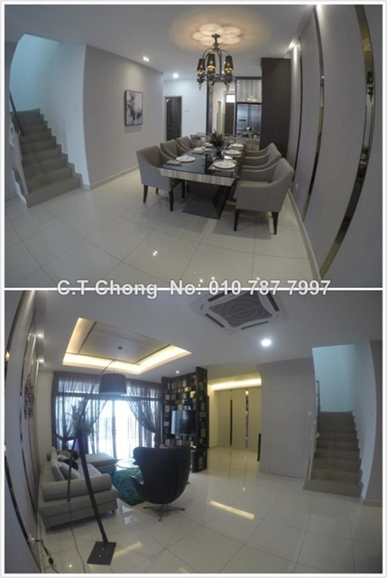 2 Sty Terrace Link House For Sale In Johor Bahru For Rm 680 000 By C T Chong