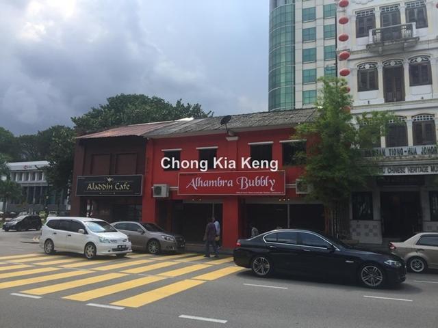 Shophouse In JB CBD, Johor Bahru