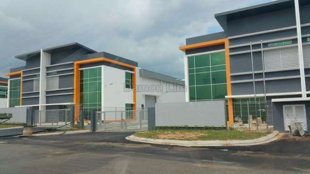 Indahpura I-Park Industrial Park, Kulai