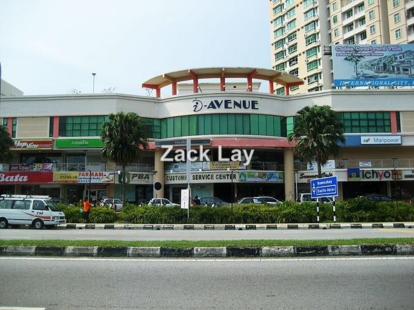 I-Avenue Shop Office, Bukit Jambul